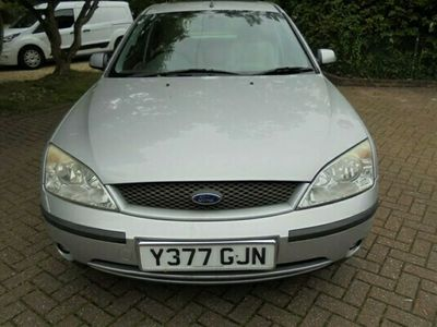 used Ford Mondeo 2.0 Ghia X Hatchback 5d 1999cc auto