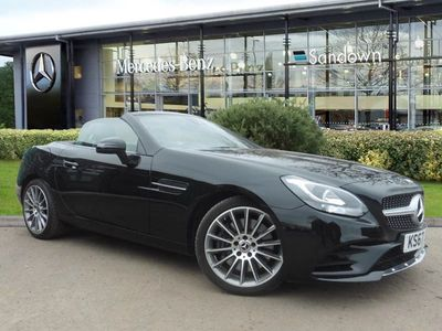 used Mercedes 180 SLC Class SLCAMG LINE Manual 2-Door