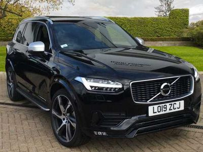 used Volvo XC90 XC90 2019 (19)II 2019