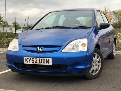 used Honda Civic 1.4 i Vision Limited Edition 5dr