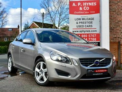 used Volvo S60 1.6 D DRIVe SE Lux 4dr