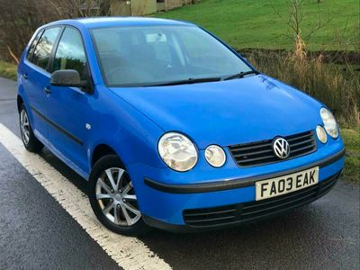used VW Polo 1.4 S TDI 75 5dr [AC]