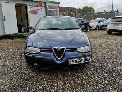 used Alfa Romeo 156 T.SPARK 16V LUSSO