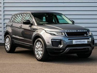 used Land Rover Range Rover evoque 2.0 TD4 (180hp) SE Tech 5dr