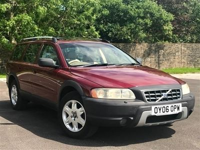 used Volvo XC70 2.4 D5 SE 5dr Geartronic [185]
