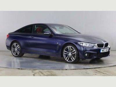 used BMW 435 4 SERIES 3.0 D M SPORT AUTO XDRIVE (S/S)