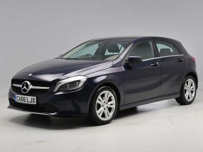 used Mercedes A180 A CLASS 2017 BrislingtonSport Premium 5dr