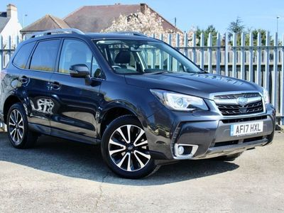 used Subaru Forester 2.0i XT Lineartronic 4WD 5dr