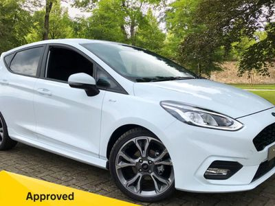 used Ford Fiesta 1.0 T EcoBoost Vignale (s/s) 5dr