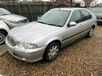 used Rover 45 1.6 Impression 5dr