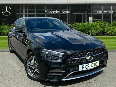 used Mercedes E300 AMG LINE