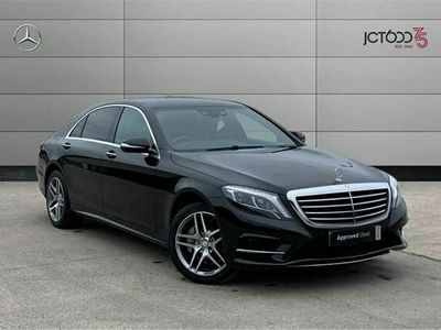 used Mercedes S350 S ClassL AMG Line 4dr 9G-Tronic 3.0