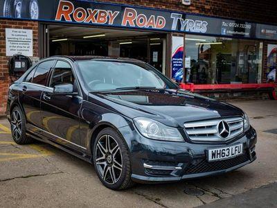 used Mercedes C350 C ClassCDI BlueEFFICIENCY AMG Sport Plus 4dr Auto