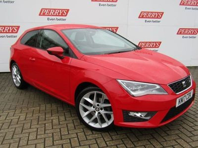 used Seat Leon 1.4 EcoTsi 150 Fr Tech 3dr Dsg Hatchback 2017