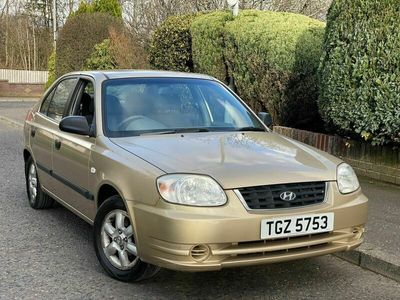 used Hyundai Accent 1.3 GSi 5dr