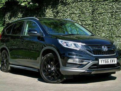 used Honda CR-V Black Edition 1.6L I-DTEC 4 x4 Automatic   Multimedia Touchscreen   AppleCarPlay   5dr