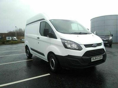 used Ford Custom Transit2.2 TDCi 290 Limited Double Cab-in-Van L1 H1 6dr