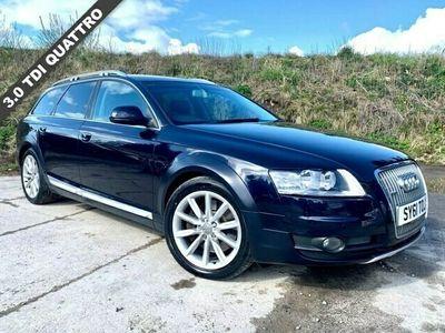 used Audi A6 3.0 ALLROAD TDI QUATTRO 5d 237 BHP Estate 2011