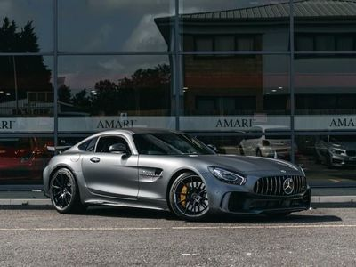 used Mercedes AMG GT R AMG GT COUPE 4.0PREMIUM 2DR AUTOMATIC