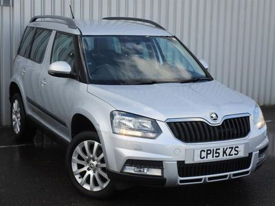 used Skoda Yeti Outdoor 2.0 TDI CR [140] SE 4x4 5dr DSG