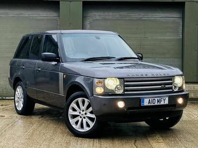 used Land Rover Range Rover 3.0 Td6 HSE 5dr