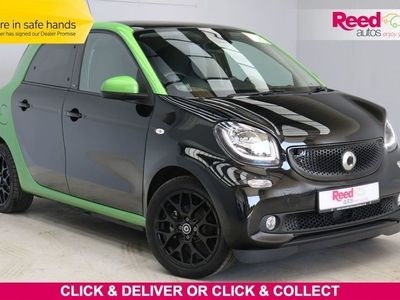 used Smart ForFour Electric Drive 0.0 PRIME PREMIUM PLUS 5d 81 BHP