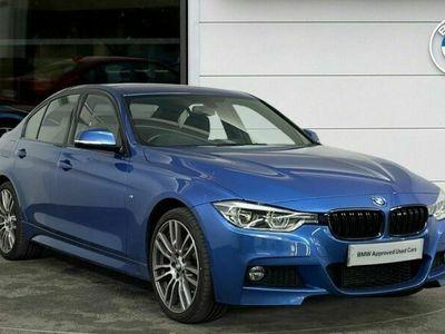 used BMW 320 d xDrive M Sport Saloon