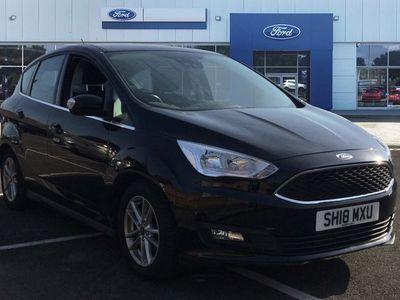 used Ford C-MAX 2018 Cheltenham 1.6 125 Zetec 5dr Petrol Estate