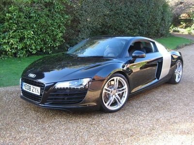 used Audi R8 Coupé QUATTRO 1 P/OWNER WITH JUST 20000 MILES FROM NEW 2008