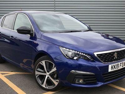 used Peugeot 308 1.5 BlueHDi GT Line Hatchback 5dr Diesel (s/s) (130 ps)