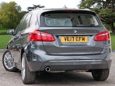 used BMW 218 2-Series Active Tourer i Luxury 5d Step Auto
