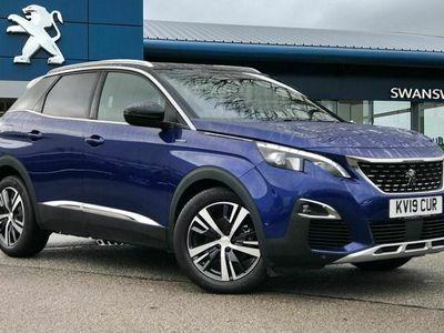 used Peugeot 3008 1.5 BlueHDi GT Line (s/s) 5dr Estate diesel estate