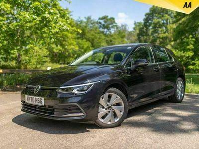 used VW Golf 1.5 ETSI MHEV STYLE DSG (S/S) 5DR NEW MODEL SELF CHARGING MILD HYBRID AU Hatchback 2020