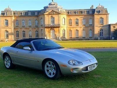 used Jaguar XKR Xkr Original 2000 LHD4.0 V8 Supercharged, LEFT HAND DRIVE