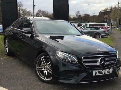 used Mercedes E350 E Class Diesel SaloonAMG Line 4dr 9G-Tronic 3.0