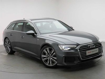 used Audi A6 Avant S Line 40 Tdi 204 Ps S Tronic 2.0 5dr