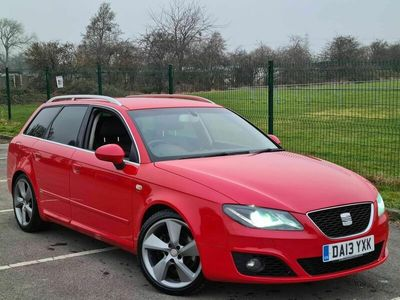 used Seat Exeo 2.0 TDI DPF Sport Tech ST 5dr