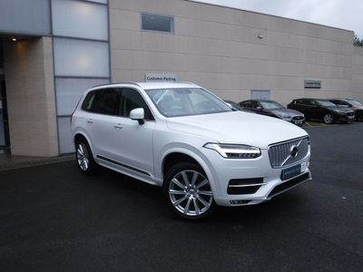used Volvo XC90 XC902.0 T6 [310] Inscription Pro 5dr AWD Geartronic Estate 2017