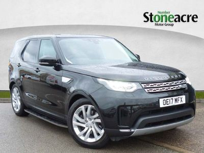 used Land Rover Discovery 2.0 SD4 HSE Auto 4WD (s/s) 5dr