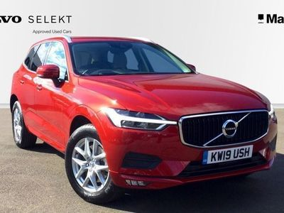 used Volvo XC60 2.0 D4 Momentum Pro 5dr AWD Geartronic Estate 2019
