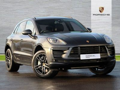 used Porsche Macan Turbo ESTATE 5dr PDK 2.9