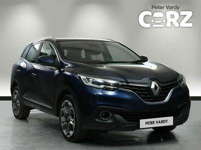 used Renault Kadjar Hatchback 1.2 TCE Dynamique S Nav 5dr