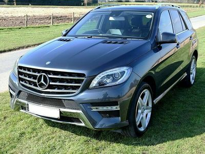 used Mercedes ML250 M Class 2.1CDI BlueTEC AMG Line 7G-Tronic Plus 4MATIC 5dr