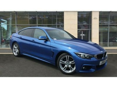 used BMW 420 Gran Coupé 4 Series i M Sport 5dr [Professional Media] Petrol Hatchback
