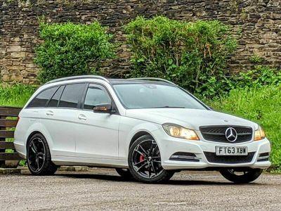 used Mercedes C220 C Class 2.1CDI SE (Executive Premium Plus) 7G-Tronic Plus 5dr