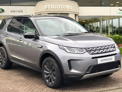 used Land Rover Discovery Sport 2.0 D150 S 5dr Auto [5 Seat]