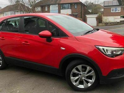 used Vauxhall Crossland X 1.2 SE 5dr