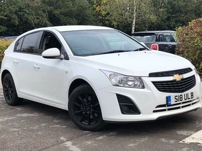 used Chevrolet Cruze 1.7 VCDi LS 5dr ***RARE LOW MILES+LOOKS AWESOME***
