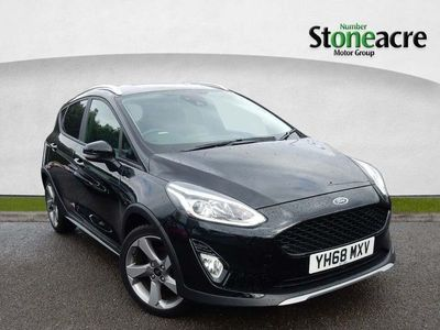 used Ford Fiesta 1.0T EcoBoost Active 1 Hatchback 5dr Petrol (s/s) (100 ps)
