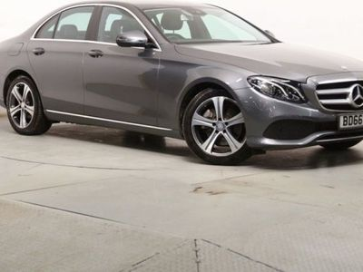 used Mercedes E220 E Class DieselSE 4dr 9G-Tronic Saloon 2016